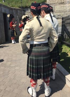 Changing of the guard at Citadel