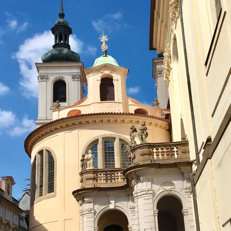 Baroque Church of St Nicholas